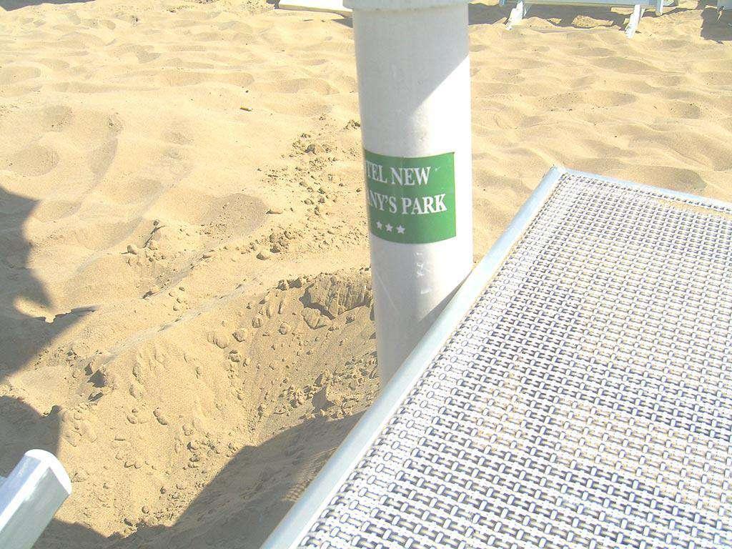 Hotel Tiffany Jesolo Spiaggia Lettino Ombrellone Sdraio